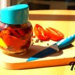 Сушени домати с риган (видео)
