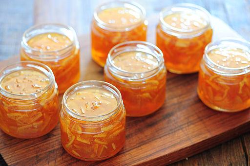 Сладкото от портокали на Piaret patisserie
