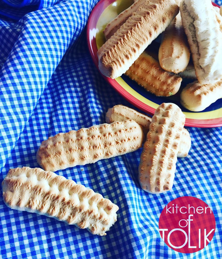 Домашни великденски бисквити
