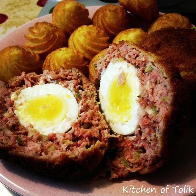 Шотландски яйца