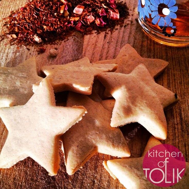 Лесни чаени бисквити
