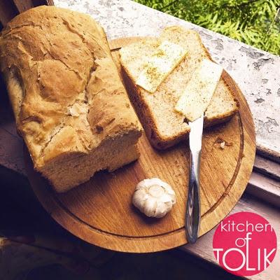 Домашен бял хляб в хлебопекарна